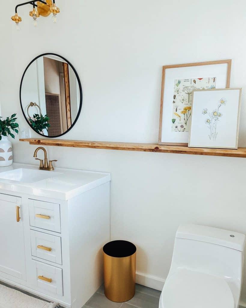 Bathroom Shelving Ideas uniquelytaylormade