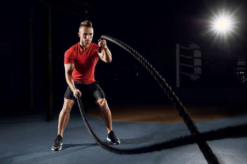 Battle-ropes-Low-Impact-Exercises-All-Men