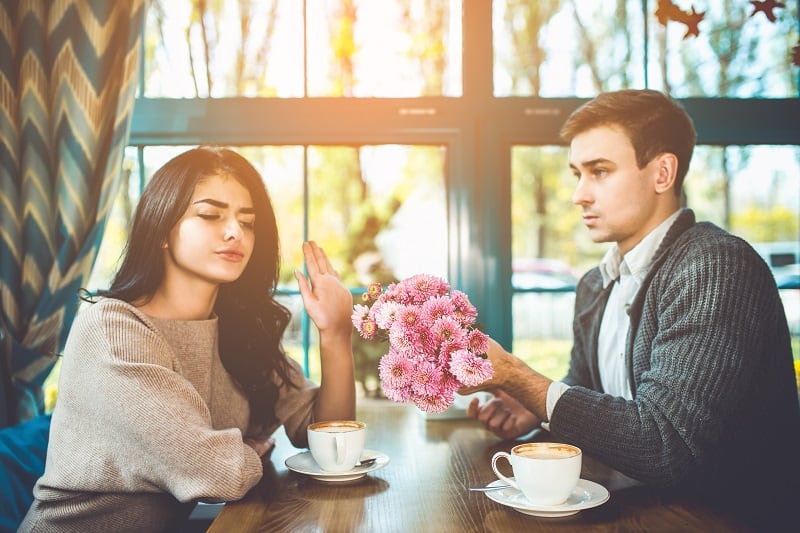 Be Kind To Yourself To Deal With Romantic Rejection