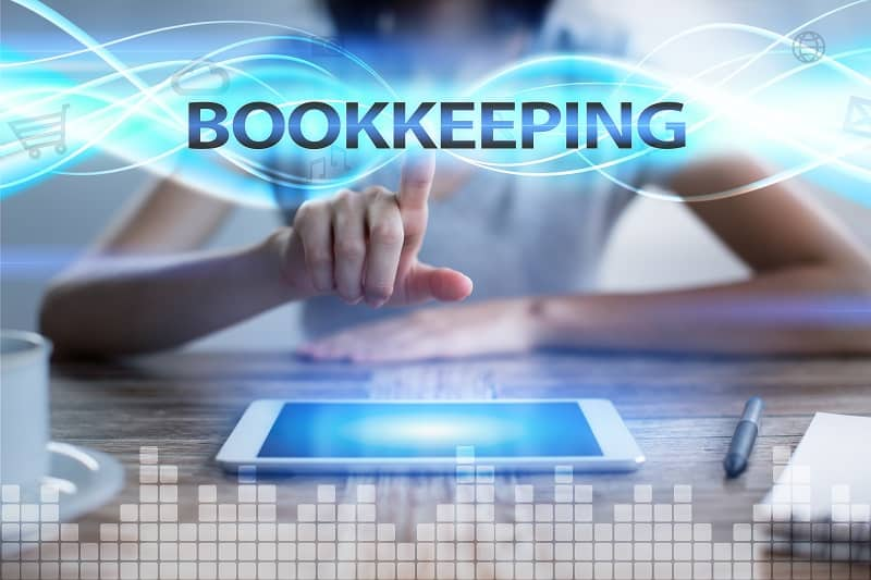 Be a virtual bookkeeper.