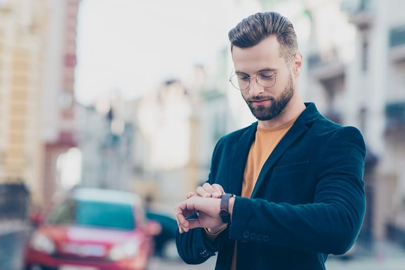 Be punctual - 100+ Plus Ways To Be A Better Man