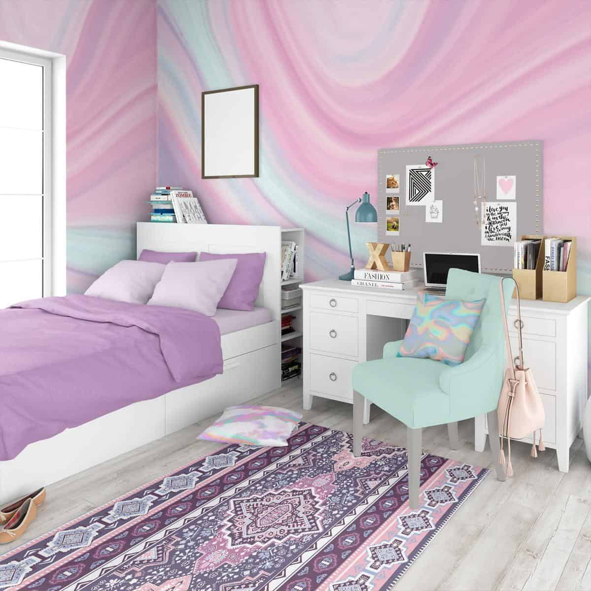 Bedroom Temporary Wall Ideas -artemiswalls