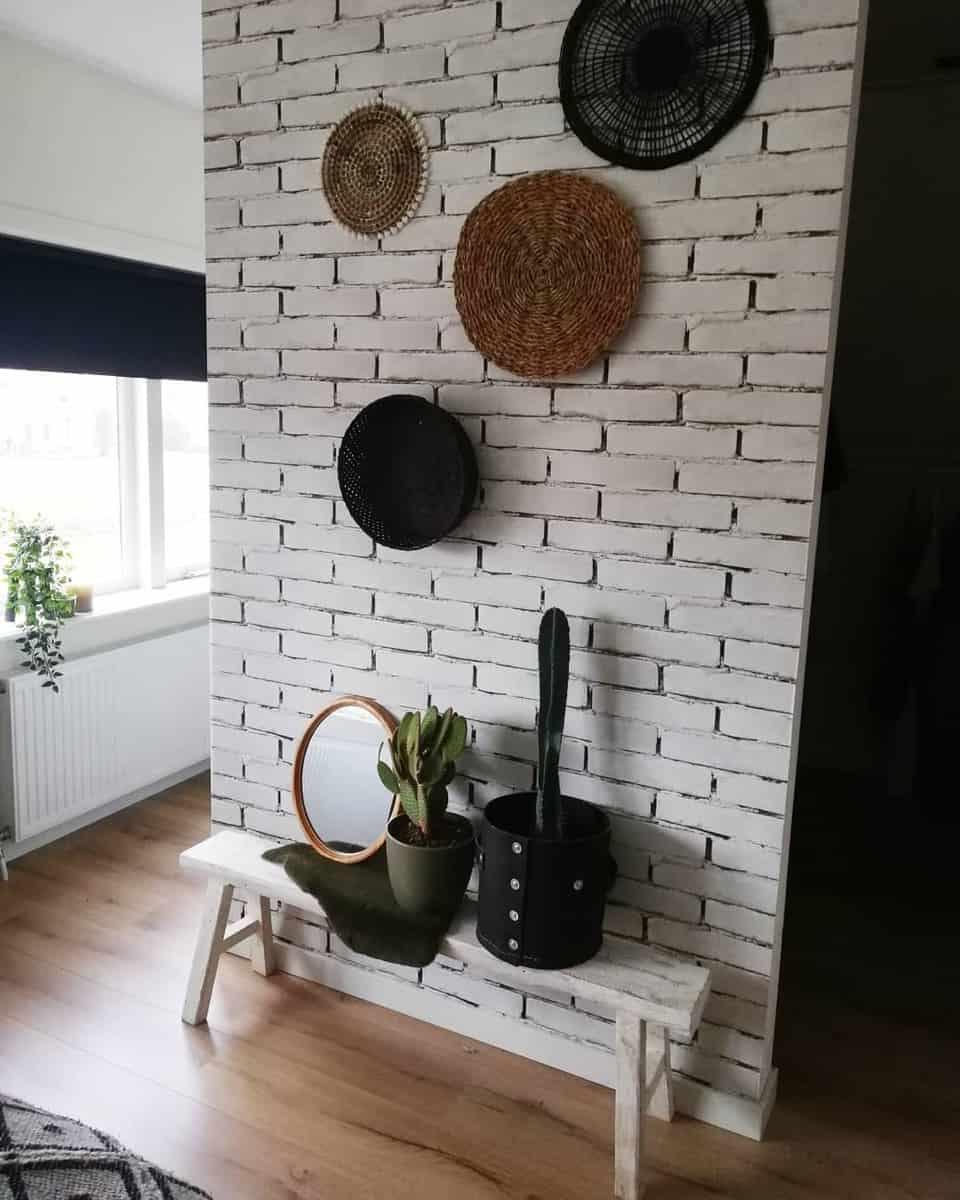 Bedroom Temporary Wall Ideas -stijlstudio93