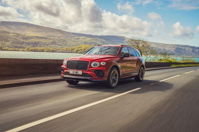 The Bentley Bentayga S Is the SUV of Your Dreams