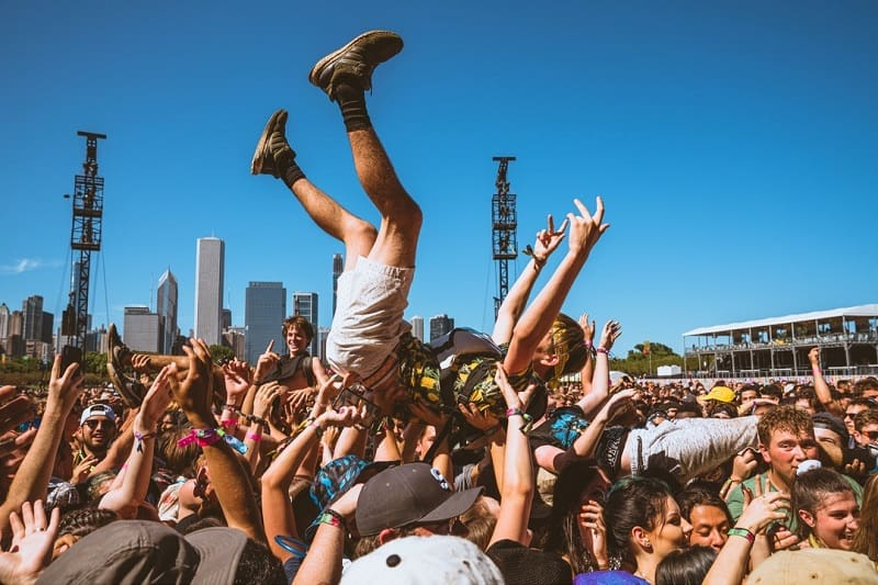 The 10 Best American Music Festivals in 2021