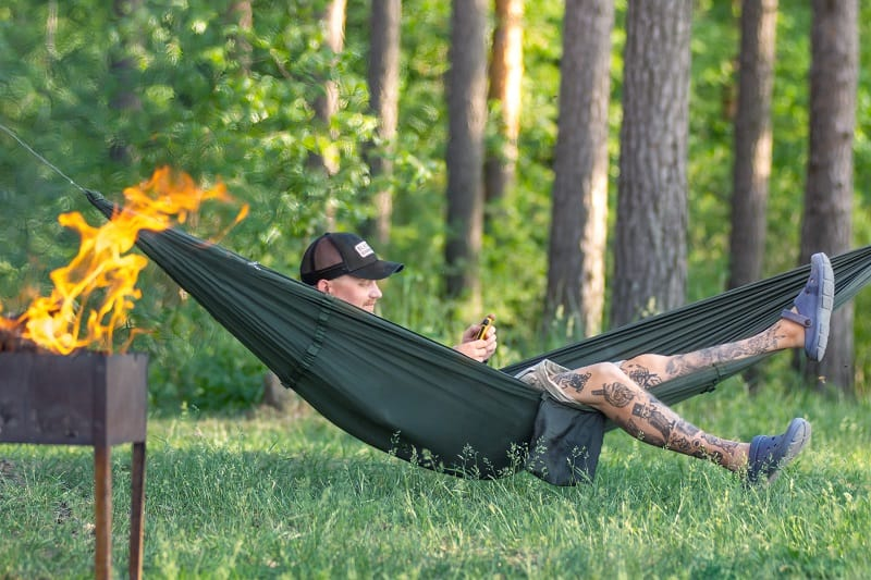 The 8 Best Camping Hammocks for Relaxing in After a Day on the Trails