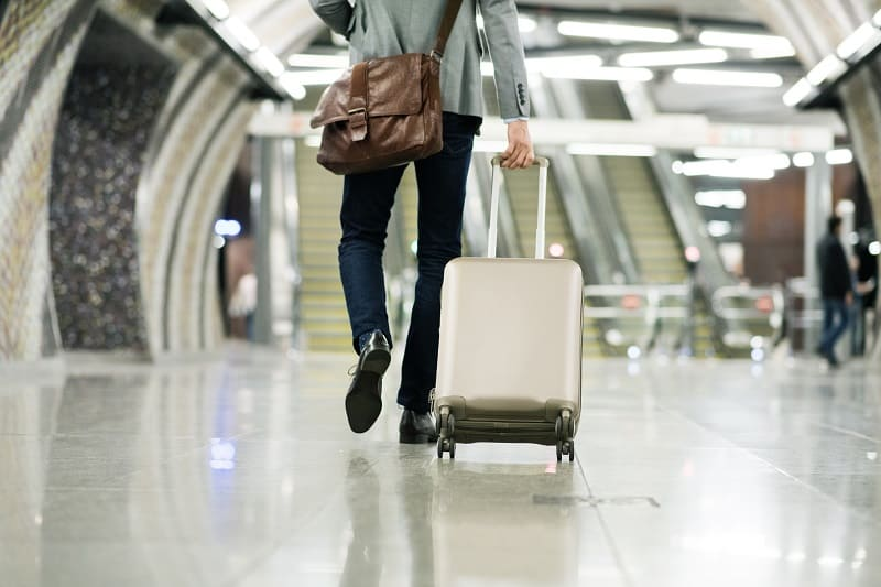 The 10 Best Carry On Luggage for Men Ready to Travel The World