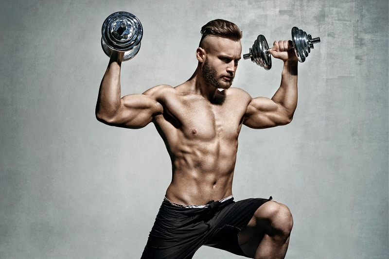 The 8 Best Dumbbell Exercises for a Full Body Workout
