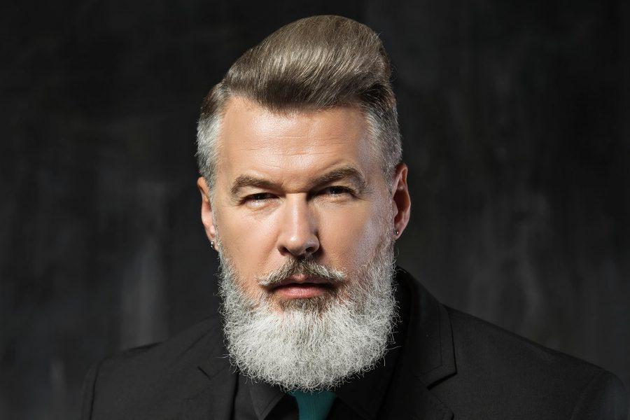 28 Best Hairstyles for Older Men in 2021