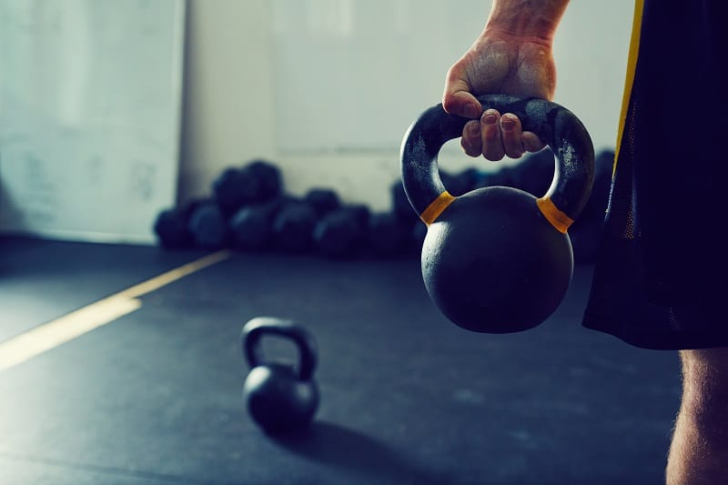 The 9 Best Kettlebell Exercises for All Levels of Gym Goers