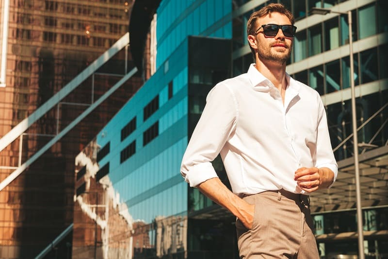 The 16 Best Long Sleeve Button Up Shirts for Men in 2021