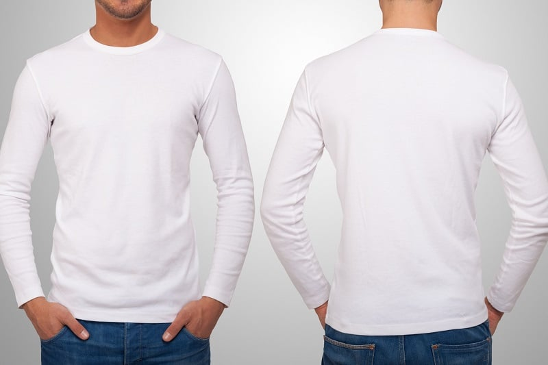 The 10 Best Long-Sleeve T-shirts for Men