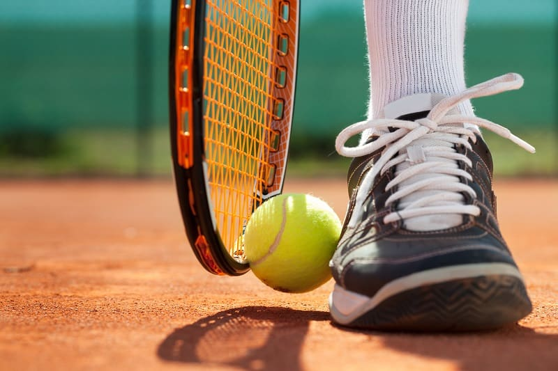 The 10 Best Men's Tennis Shoes To Improve Your Game