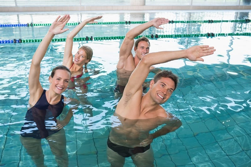 The 10 Best Pool Workouts