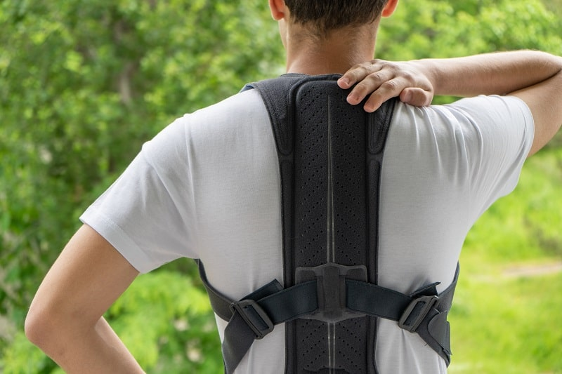 The 8 Best Posture Correctors for Men To Keep Your Spine Aligned