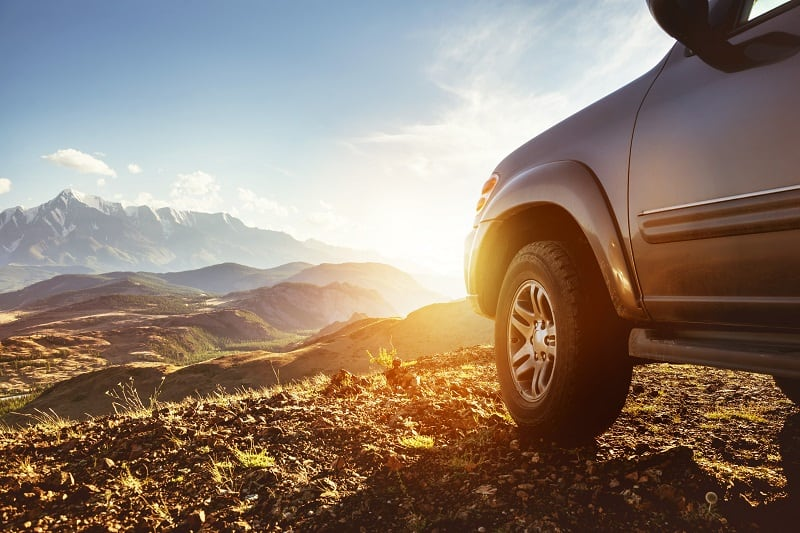 The 9 Best Road Trip Cars for All-Terrain Adventuring