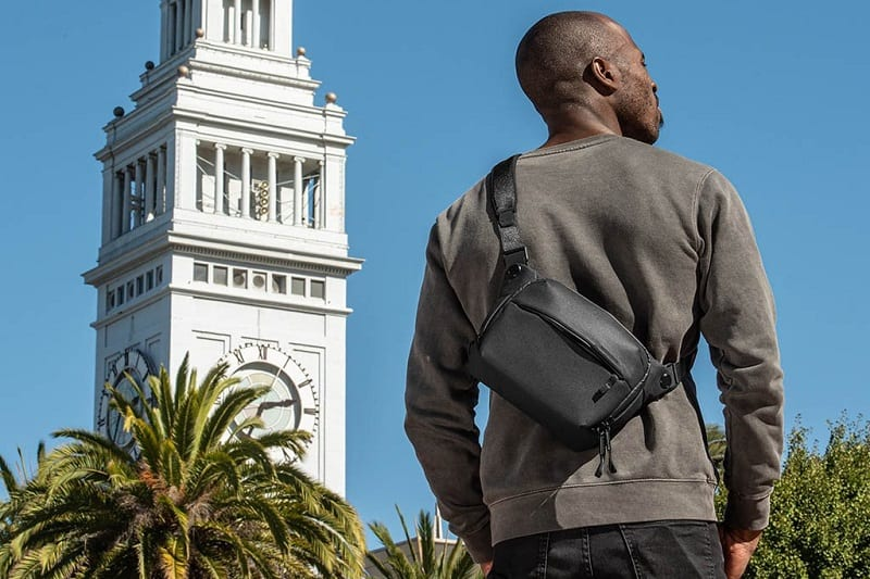 The 12 Best Sling Bags for Men in 2021