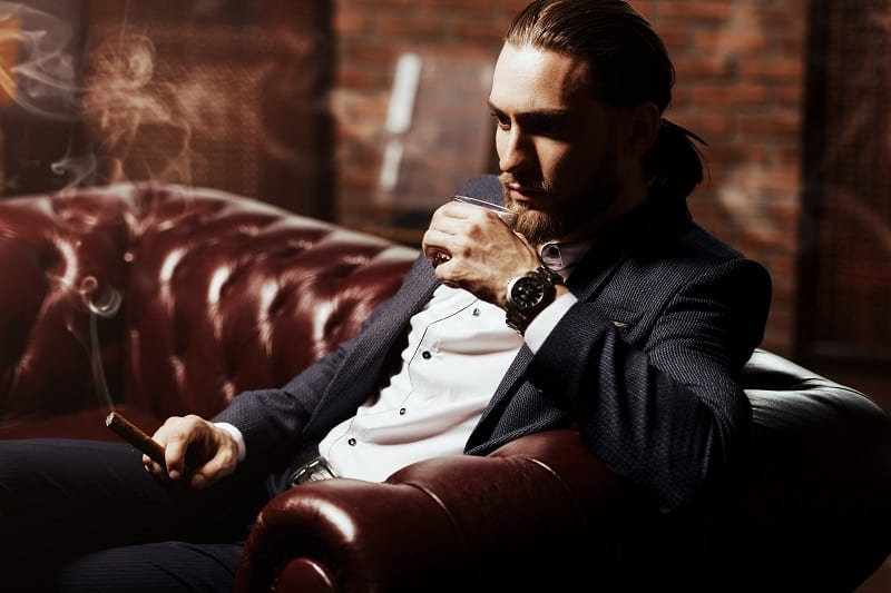 The 8 Best Smoking Jackets In 2021
