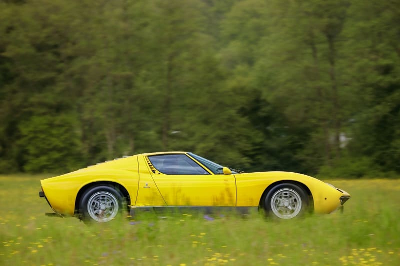 The 10 Best Sports Cars of the 60s