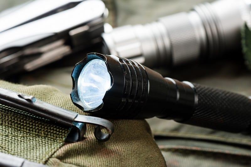 Top 25 Best Tactical Flashlights For Men – Rugged Radiance