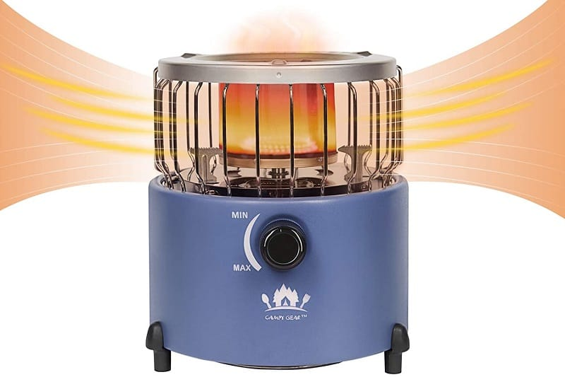 The 8 Best Tent Heaters for Camping