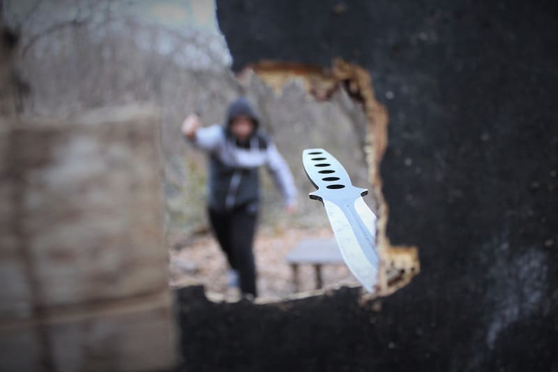 The 10 Best Throwing Knives in 2021