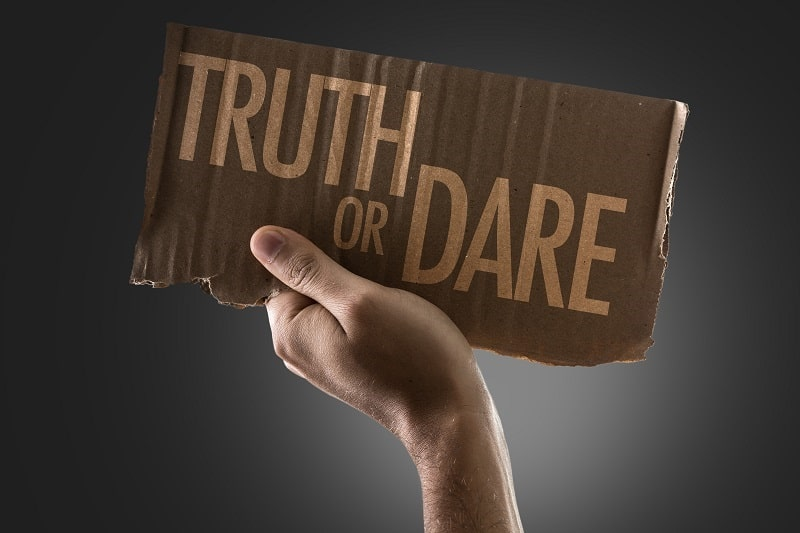 The 101 Best Truth Or Dare Questions