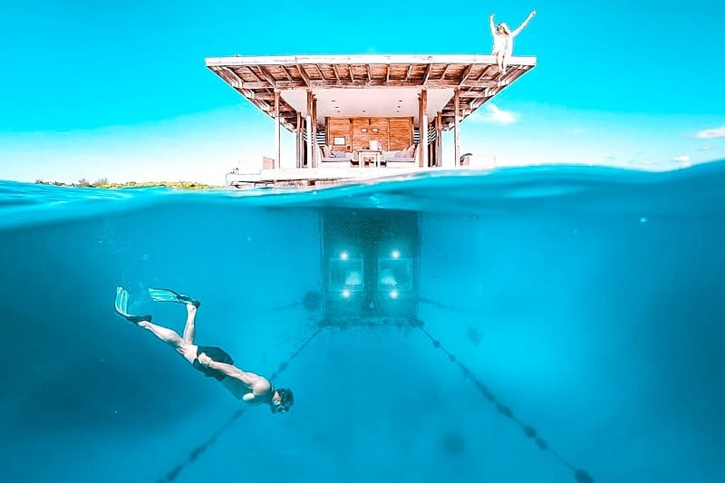 The 9 Best Underwater Hotels Worth Diving Deeper Into