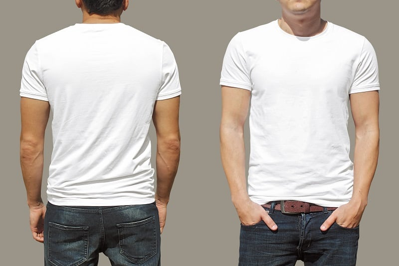 The 10 Best White T-Shirts for Men in 2021