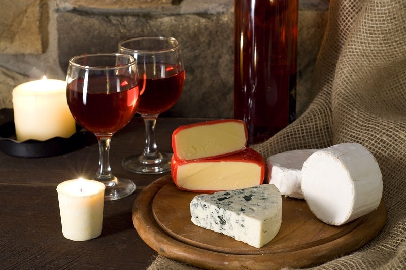 The 10 Best Wine With Cheese Combinations