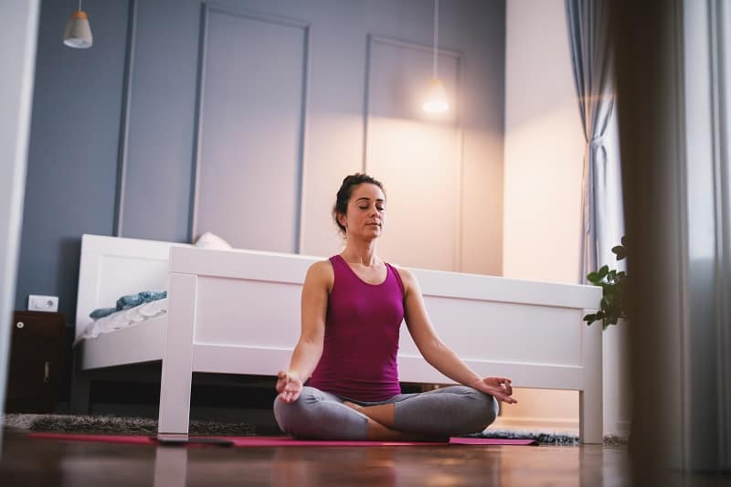 The 10 Best Yoga Poses for a Good Night's Sleep