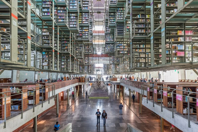 Biblioteca-Vasconcelos