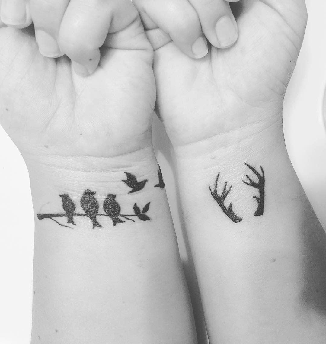 Bird Miscarriage Tattoos -therahrahreel