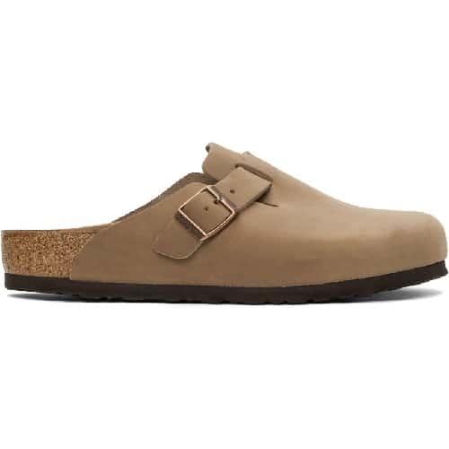 Birkenstock Leather Boston Loafers