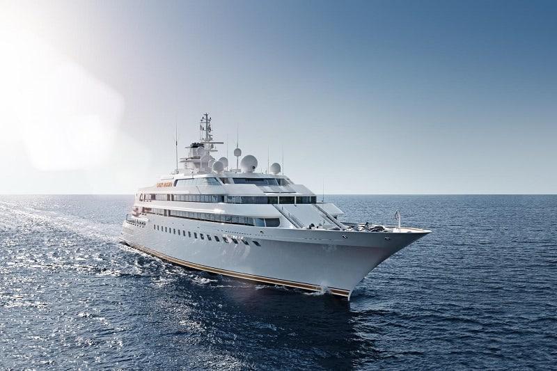 Blohm+Voss Luxury Yacht