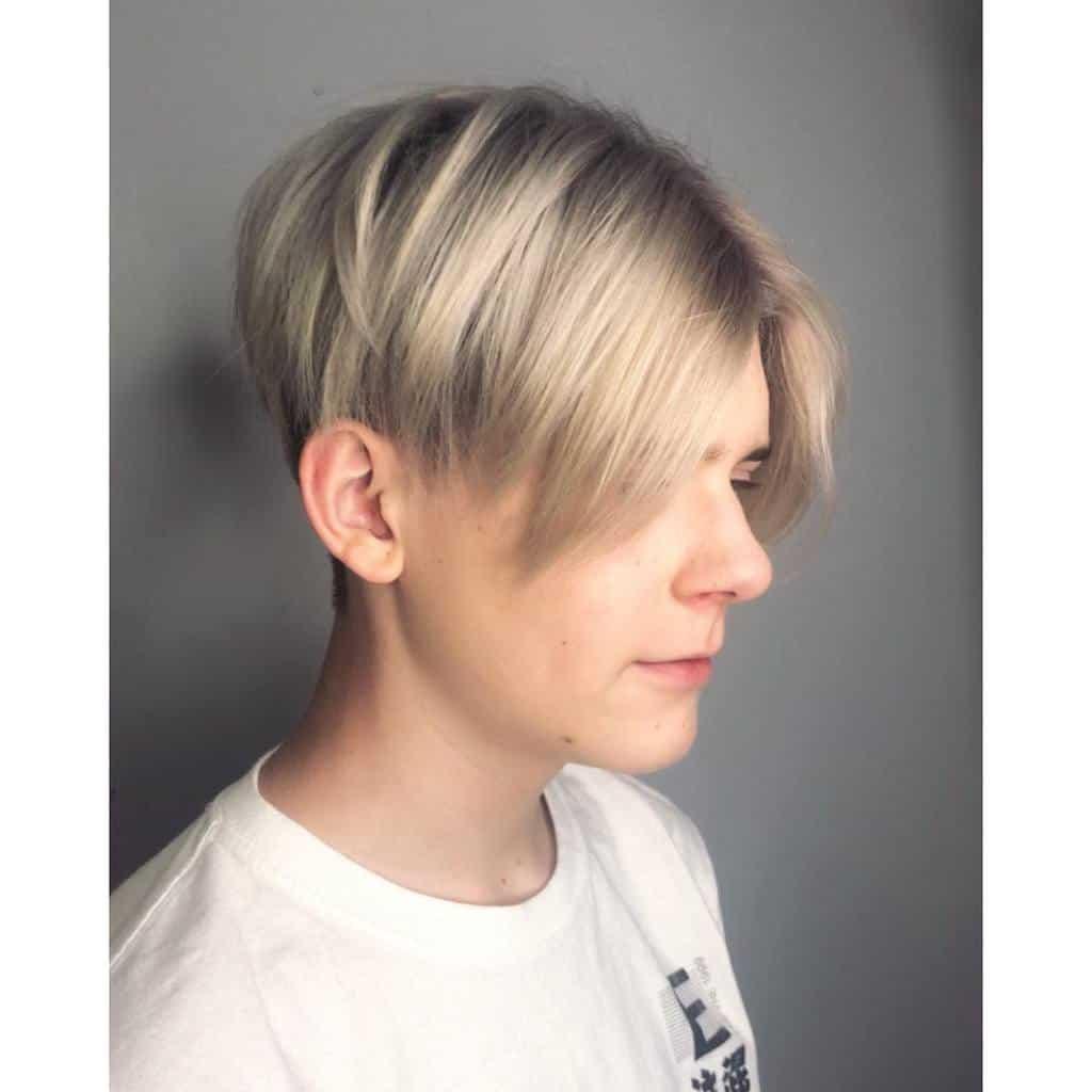 Blond Curtain Hair life.of.hayley.james
