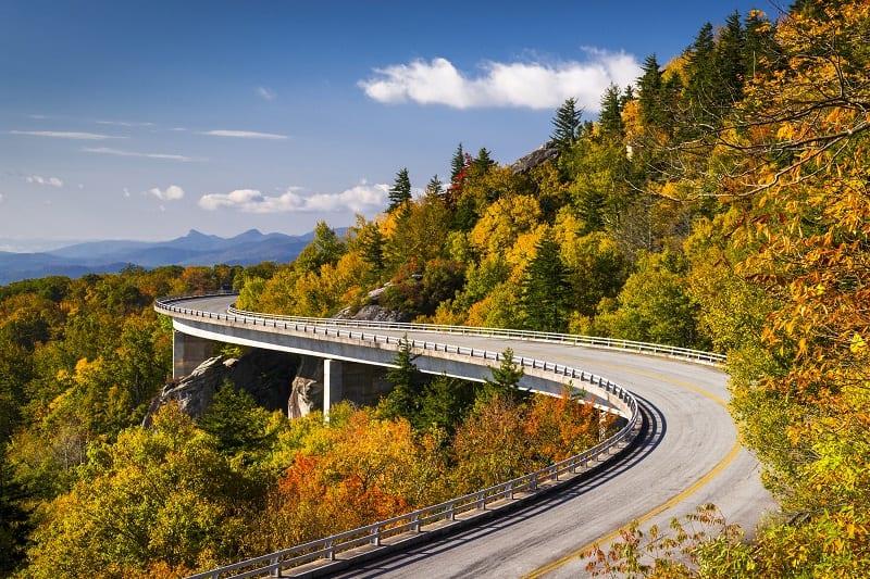 Blue-Ridge-Parkway