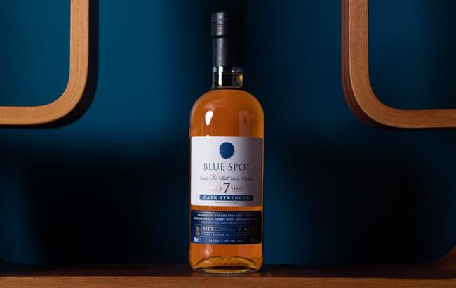 Irish Distillers Revives Blue Spot Irish Whiskey