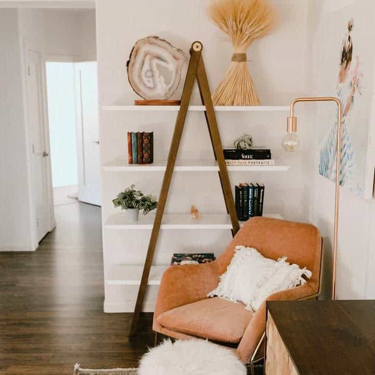 Boho Shelving Ideas graceinteriorinspo