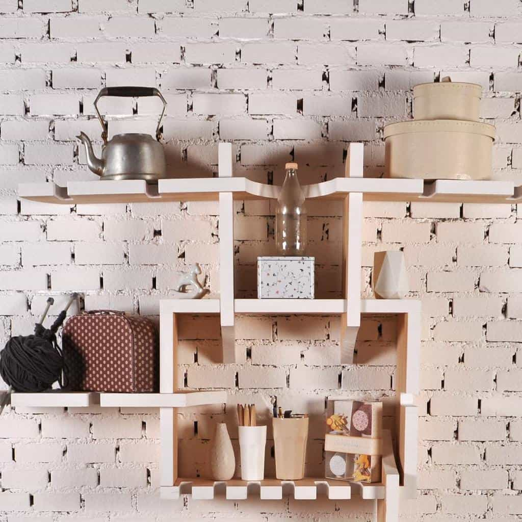 Boho Shelving Ideas theseriousgentleman