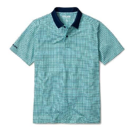 Bonobos Printed Performance Golf Shirt