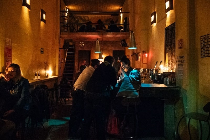 Bósforo Bar to Scope Out in Mexico City
