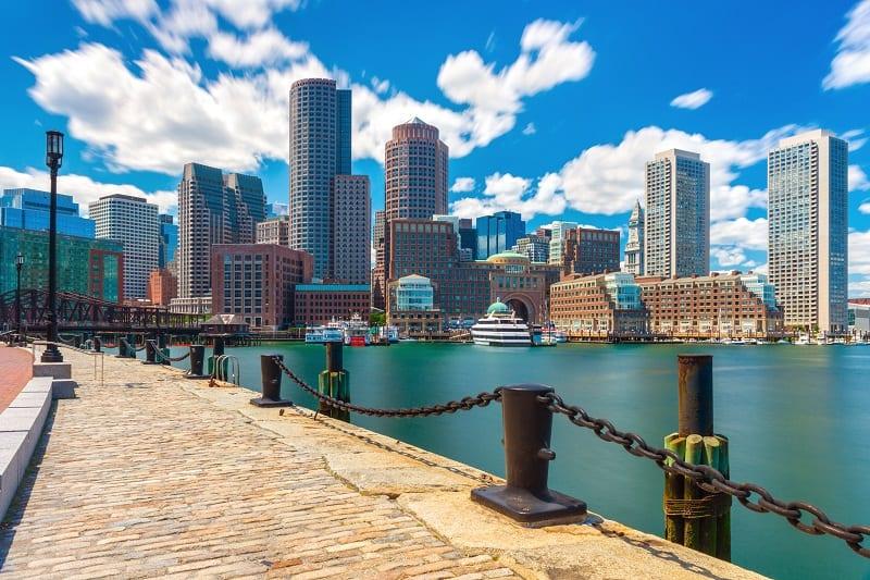 Boston-Massachusetts-USA