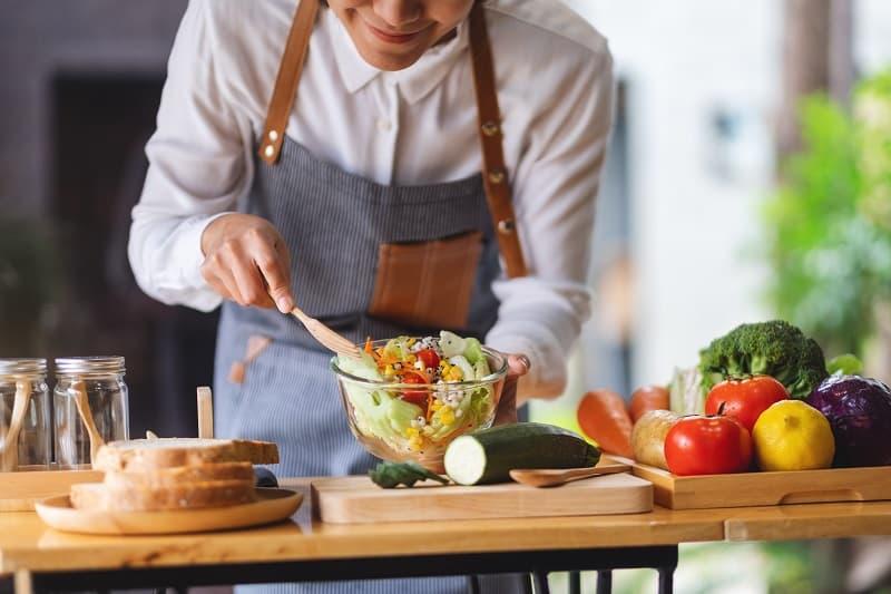 Conclusão da dieta ceto e paleo