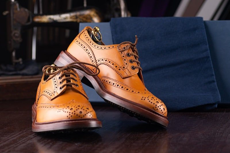 Brogue-Shoes