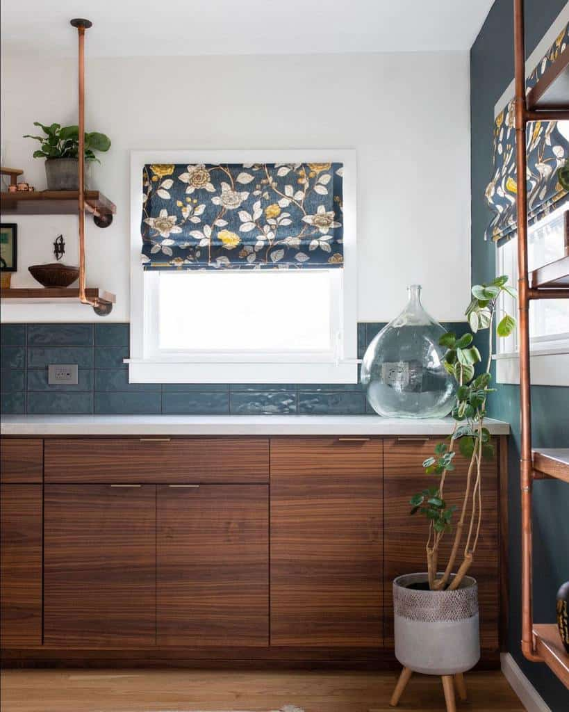 Brown Kitchen Cabinet Color Ideas mollyerindesigns