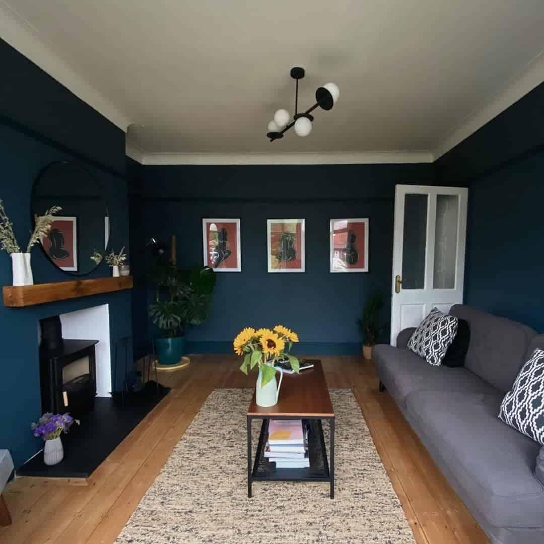 Brown Living Room Carpet ideas -mydiverseinteriors
