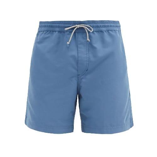 Bruno Cucinelli Drawstring Swim Shorts