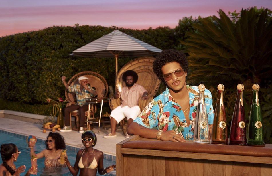 Bruno Mars Gets SelvaRey Summer Ready