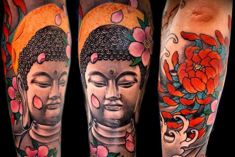 The Top 35 Buddha Tattoo Ideas – [2021 Inspiration Guide]